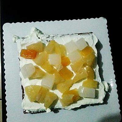 森林蛋糕的做法 步骤12