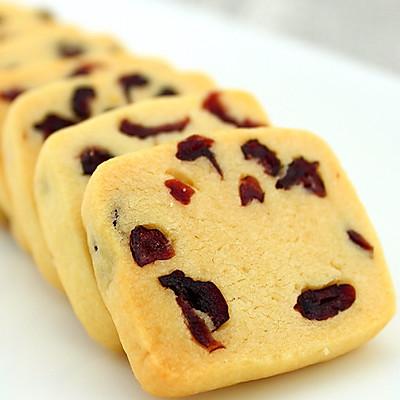 蔓越莓饼干的做法 步骤7