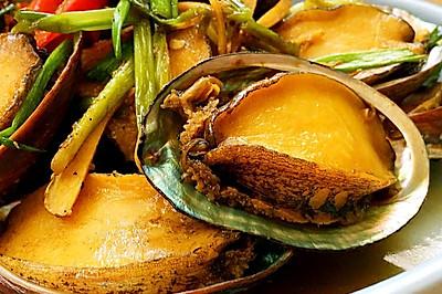 酱油水鲍鱼