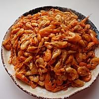 韭菜炒河蝦的做法圖解4