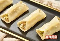 西葫芦锅贴的做法