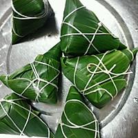 端午节的五花肉粽,附白粽子蜜枣粽做法!的做法图解7