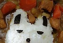 牛肉咖喱饭的做法