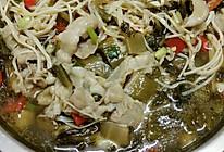 酸菜羊肉汤的做法