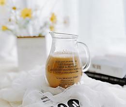 焦糖奶茶#夏日开胃餐#的做法