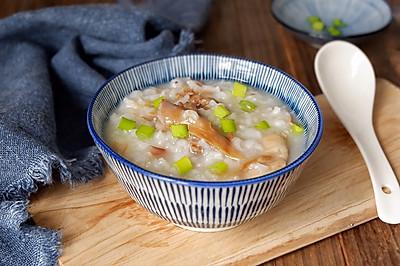 鸭肉大米粥