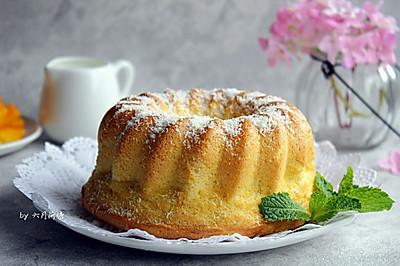 四寸萨瓦林蛋糕