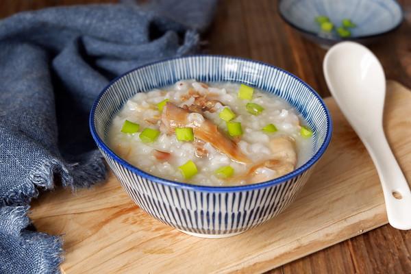鸭肉大米粥#春天肉菜这样吃#的做法