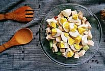 油醋汁减脂鸡肉沙拉的做法