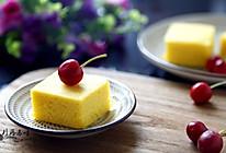 不加一滴油的糯米蒸蛋糕#方太蒸爱行动#的做法