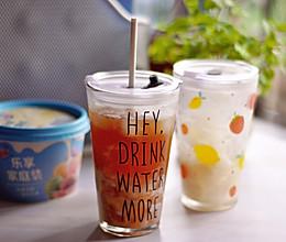 #助力高考营养餐#冰淇淋红茶的做法