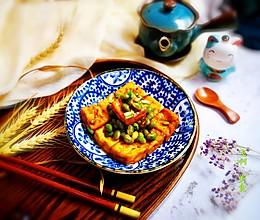 #硬核菜谱制作人#闻着臭吃着香的毛豆烧臭豆腐的做法