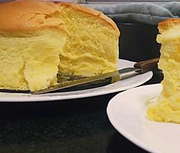 六寸古早蛋糕(抖臀蛋糕)的做法