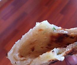 烫面葱油饼(飞雪无霜方子)的做法