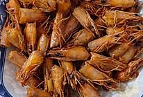 香辣椒盐虾头的做法