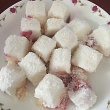 蜜桃椰汁冻(椰汁冻)