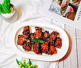 #全电厨王料理挑战赛热力开战!#酱油排骨的做法