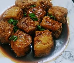 豆腐果塞肉的做法