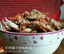 红烧海螃蟹的做法