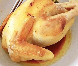 电饭锅版-盐焗鸡的做法