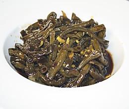糖醋豇豆 -格瑞美厨一体机的做法
