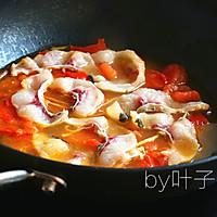 开胃番茄鱼片汤的做法图解7