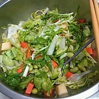 全素无油蔬果沙拉的做法图解7