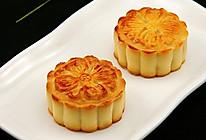 纯白莲蓉月饼的做法