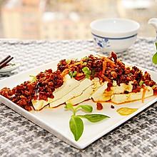 #换着花样吃早餐#肉末老豆腐