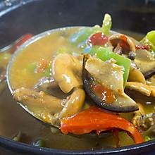 松树菌火锅