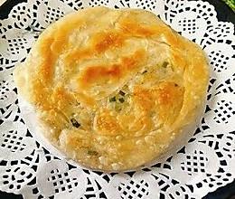简易版饺子皮葱油饼的做法