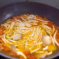 鲜美开胃: 风味西红柿杂菇汤的做法图解11