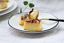 网红芝士烤牛奶块的做法
