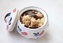 快手菜——香菇蒸鸡腿的做法