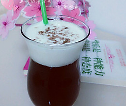 红茶奶盖的做法