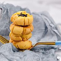低糖版·酥掉渣)玛格丽特曲奇之黑芝麻南瓜酥 宝宝辅食 零食的做法图解15