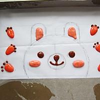 萌兔子彩绘蛋糕卷#特百惠龙卷风佳作#的做法图解11