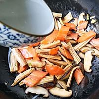 香菇烧腐竹——下饭菜带来的幸福感!的做法图解12