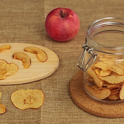 宝宝的健康小零嘴 苹果脆片  原创