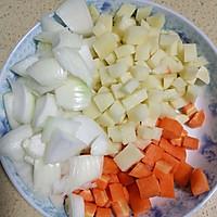 咖喱洋葱虾排饭的做法图解10