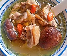 秋季滋补汤~太子参炖鸡汤的做法