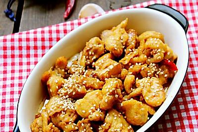 左宗棠鸡~歪果仁最爱的中国菜