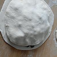 之菠菜豆腐盒子#利仁电饼铛试用#的做法图解9