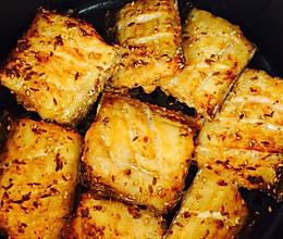 空气炸锅烤带鱼的做法
