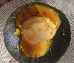 南瓜蛋羹的做法