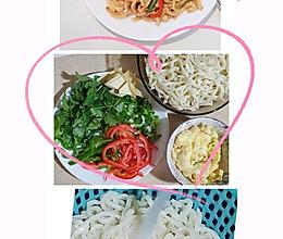 水煮面吃腻了换个模式的做法