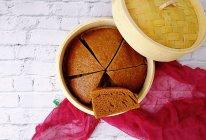 全家老少皆宜的广式小点心快手红糖马拉糕的做法