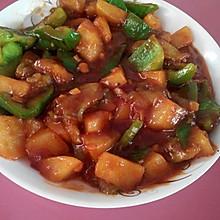 红烧 茄子土豆