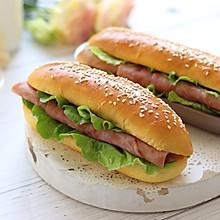 胡萝卜热狗面包,做营养美味的早餐