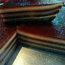 椰汁红糖千层糕